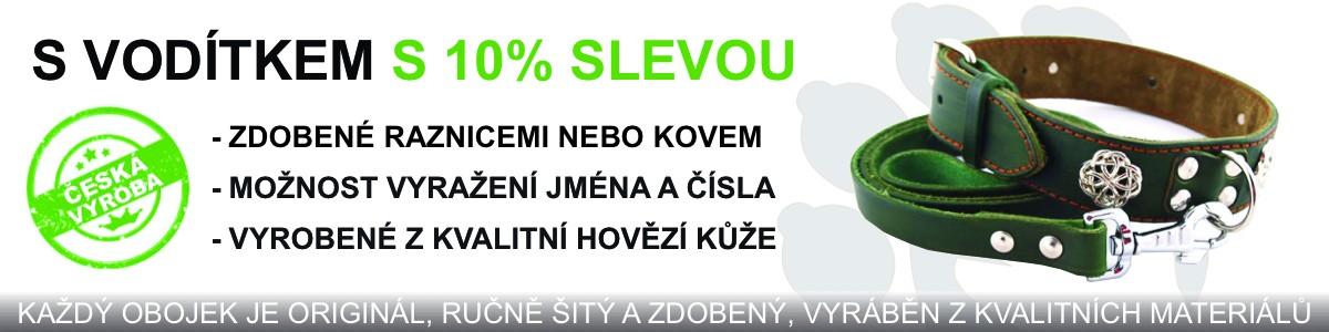S VODÍTKEM S 10% SLEVOU